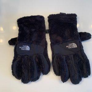 The North Face black Gloves, Size Med